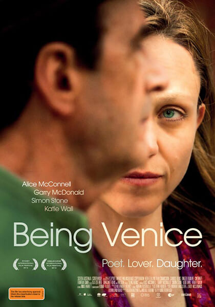 Being Venice poster | Dragonet Films