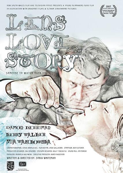 Lens Love Story Flyer   Dragonet Films