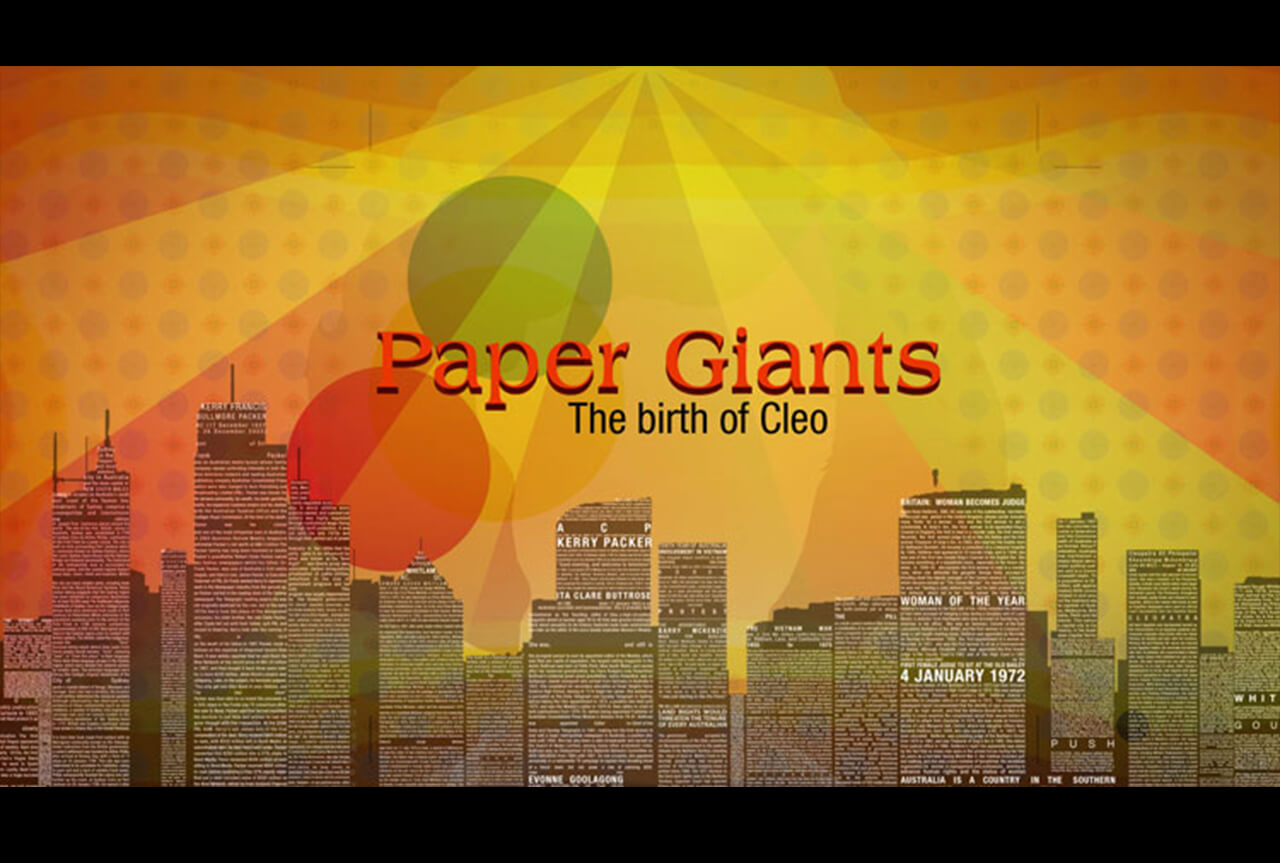 Paper Giants poster   Dragonet Films