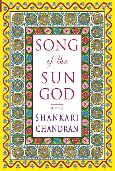 Song of the Sun God Book Cover