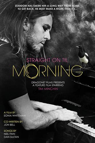 Straight On Til Morning portrait poster